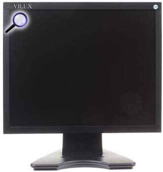 MONITOR VGA 2xVIDEO HDMI AUDIO VMT 171 17