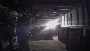 SKRITA KAMERA AHD, HD-CVI, HD-TVI, PAL APTI-H24YK-37 - 1080p 3.7 mm