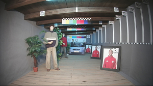 KAMERA AHD, HD-CVI, HD-TVI, PAL HAC-HUM3201B-0280P - 1080p 2.8 mm DAHUA
