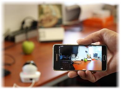 NOTRANJA VRTLJIVA KAMERA IP IPC-A15 Wi-Fi - 1.3 Mpx 3.6 mm DAHUA