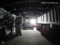 VANDALOODPORNA KAMERA IP IPC-HDBW8331E-ZH - 3.0 Mpx 2.7 ... 12 mm - MOTOZOOM DAHUA