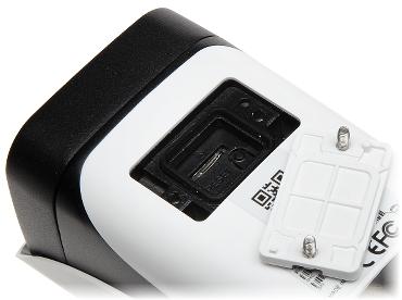 IP kamera DH IPC HFW4831EP SE 0400B 8 3 Mpx 4K UHD 4 mm DAHUA