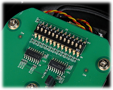 KAMERA HD CVI SZYBKOOBROTOWA ZEWN TRZNA DH SD49225I HC 1080p 4 8 120 mm DAHUA
