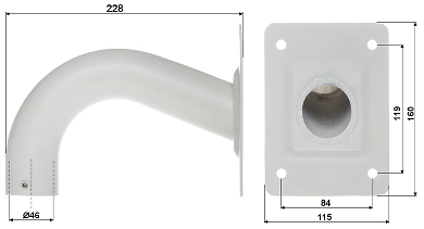 IP KAMERA PREKO BATERIJE HITROSTA DH SD59430U HNI 4 0 Mpx 4 5 135 mm DAHUA
