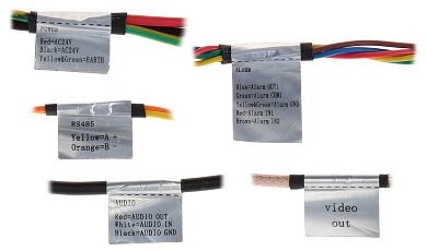 IP CVBS DH TPC SD5600P TA19 19 mm 1 4 Mpx DAHUA THERMO IP KAMERA