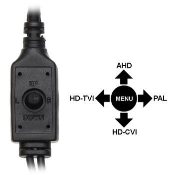 KAMERA AHD HD CVI HD TVI PAL GRAFIX 16C4 21 720p 2 8 12 mm