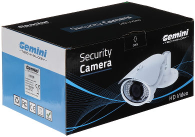 KAMERA IP GT CI22C5 28VF 1080p 2 8 12 mm GEMINI TECHNOLOGY