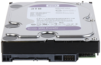 DYSK DO REJESTRATORA HDD WD30PURZ 3TB 24 7 WESTERN DIGITAL