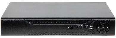 REJESTRATOR HYBRO 416E STANDARD AHD PAL TCP IP 4 KANA Y