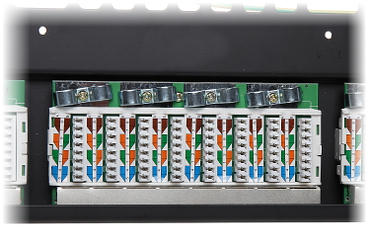PATCH PANEL RJ 45 PP 24 RJ C FTP
