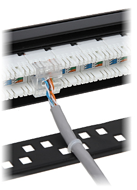 PATCH PANEL KEYSTONE PP 24 RJ FX 6C
