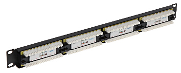 PATCH PANEL RJ 45 PP 24 RJ 6