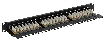 PATCH PANEL RJ 45 PP 24 RJ 6C