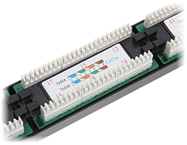 PATCH PANEL RJ 45 PP 24 RJ