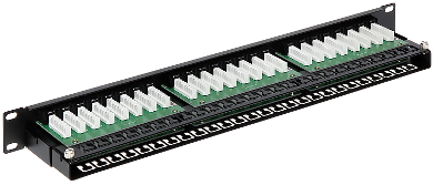 PATCH PANEL RJ 45 PP 48 RJ 6C