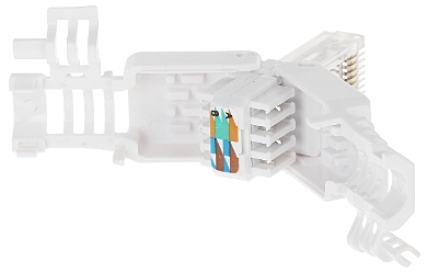 WTYK MODULARNY RJ45 6A HAND