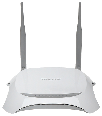 PUNKT DOST POWY UMTS HSPA ROUTER TL MR3420 300Mb s TP LINK