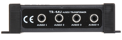 TRANSFORMATOR AUDIO TR 4AU