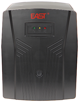 ZASILACZ UPS AT UPS1200BK LED 1200 VA EAST