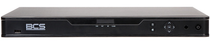 REJESTRATOR IP BCS P NVR3204 4K 32 KANA Y 4K UHD BCS POINT