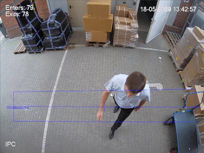 KAMERA IP IPC-HDW8341X-3D-0280B - 3.0 Mpx, 2.8 mm DAHUA