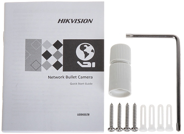 KAMERA IP DS 2CD2T65FWD I5 2 8mm 6 3 Mpx Hikvision