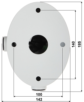 KAMERA WANDALOODPORNA IP DS 2CD4665F IZ 2 8 12MM 6 Mpx Hikvision
