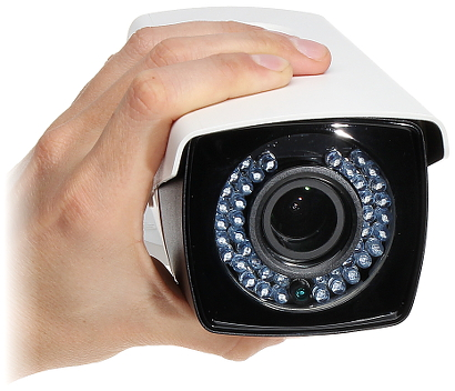 KAMERA HD TVI DS 2CE16D0T VFIR3E 2 8 12MM 1080p PoC at HIKVISION