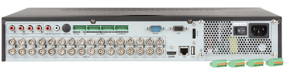 REJESTRATOR HD TVI TCP IP PAL DS 7332HGHI SH 32 KANA Y eSATA Hikvision
