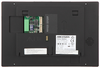 PANEL WEWN TRZNY DS KH8340 TCE2 EU BLACK Hikvision