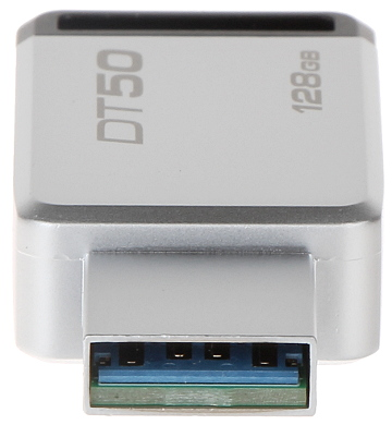 PENDRIVE USB 3 0 FD 128 DT50 KING 128 GB USB 3 1 3 0 KINGSTON