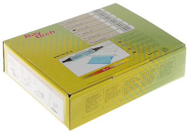 MUFA PRZELOTOWA GELBOX MAGIC JOINT 25 IP68 RayTech
