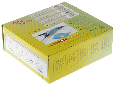 MUFA ROZGA NA GELBOX MAGIC JOINT Y6 IP68 RayTech