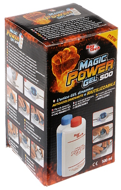 EL IZOLACYJNY MAGIC POWER GEL 500 RayTech