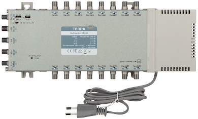 MULTISWITCH MR 532 5 WEJ 32 WYJ CIA TERRA