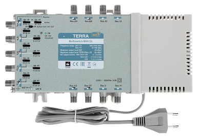 MULTISWITCH MR 912L 9 WEJ 12 WYJ TERRA