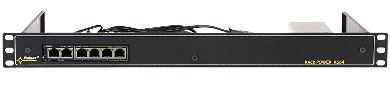SWITCH PoE DO SZAFY RACK RS 64 6 PORTOWY PULSAR