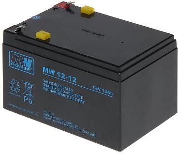 12V/12AH-MW