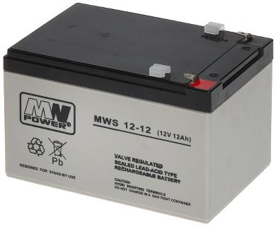 12V/12AH-MWS