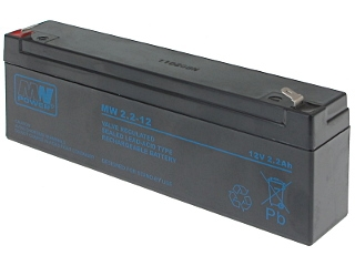 12V/2.2AH-MW