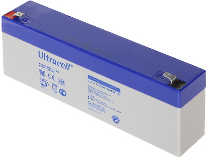 AKUMULATOR 12V 2 4AH UL ULTRACELL