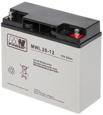 12V/20AH-MWL