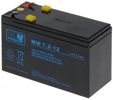 12V/7.2AH-MW