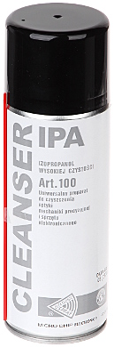 ALKOHOL IZOPROPYLOWY CLEANSER IPA 400 SPRAY 400 ml