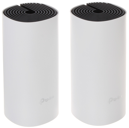 DOMOWY SYSTEM WI FI TL DECO M4 2 PACK 2 4 GHz 5 GHz 300 Mb s 867 Mb s TP LINK