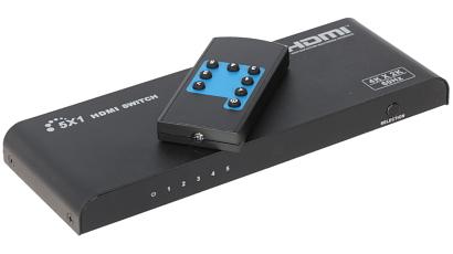 HDMI-SW-5/1K-S2