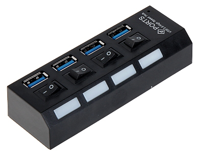 HUB-USB3.0-1/4