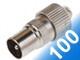 IEC-W/SKR-QUICK*P100
