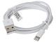 LIGHTNING-W/USB-W-1M
