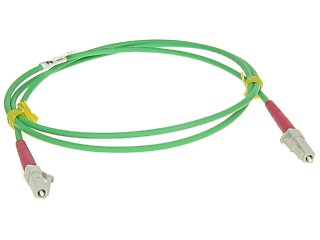 PATCHCORD WIELOMODOWY PC LC LC MM 1 m